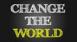 Time for the church to change the world
