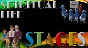 Spiritual stages in cell and home churches